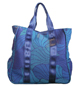 Blue Tote Back Small