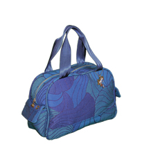 Blue Touring Bag